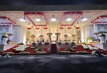 HUT RI - 76 @Istana Merdeka by Suryo Decor
