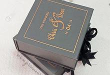 Wedding Invitation Of Chris Devi by Prima Card