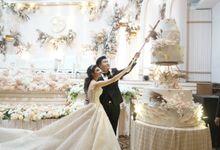 Wedding Of Hardy & Sella by Elina Wang Bridal