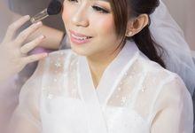 Bride Hanny by ThienZ Make Up Artist