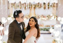 Wedding Of Jonathan & Inggrid by Elina Wang Bridal
