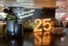 Varrell's 25th by Blessing Decoration