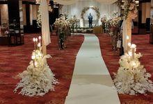 Wedding Michael & Novi (11-9-2021) by Orchardz Hotel Jayakarta