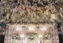 Flowery Akad Nikah by Suryo Decor