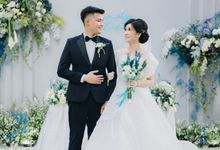 Wedding Sandy & Devi by Priceless Wedding Planner & Organizer