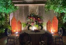 Into The Night Javanese Garden Wedding by Suryo Decor