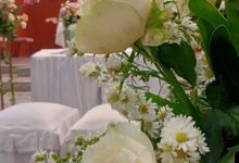 Holy Matrimony by Flowerdecor70