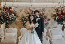 Happily Ever After Newly Nice Couple by D BRIDE