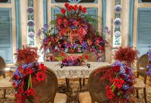 Blended Chinoseries Akad Nikah by Suryo Decor