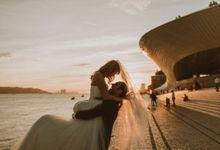 Julia & Ferdinand Palace Wedding by Fashion Moments Eventos