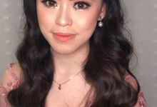 Sweet17 make up by Sherly Lin Makeup Artist
