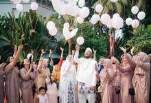 Swariswasti & Nanda Wedding by Klub Kelapa Gading