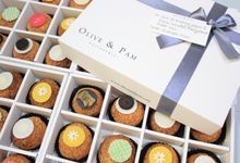 Gift or Event Box by Olive and Pam Patisserie