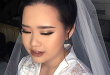 Jeanice Wedding by Ana Looks