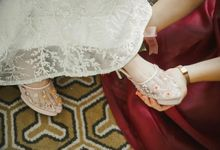 The Wedding of Selly & Freddie by Selaksa