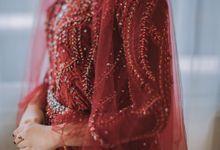 Lalita's Wedding by MIMI Fashion Designer