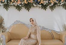 The Wedding of Atika & Audi by Selaksa