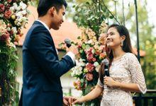 Van Mi & Derek's Wedding by Bloc Memoire Photography