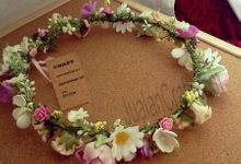 Flower Crown Inpiration by Flanelaria Gallery