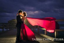 Prewedding pictures by YANNA CHEN ATELIER