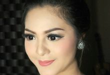 WEDDING & PREWEDDING MAKEUP (2) by CHERIS'H makeup artist
