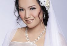 Wedding Make Up & Hair Do by MarisaFe Bridal