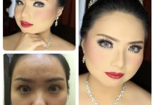 Wedding Makeup by RUDY LI MUA