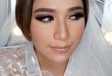 Cempaka (Wedding Airbrush Makeup) by MarisaFe MUA