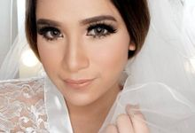 Cempaka (Wedding Airbrush Makeup) by MarisaFe MUA