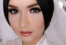 Ms. Ivy (Wedding Airbrush Makeup) by MarisaFe Bridal