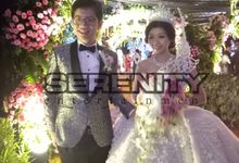Wedding Project of Jeremy & Anastasia by SERENITY ENTERTAINMENT