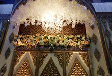 S & D wedding by Charissa Event & Wedding Decoration