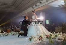 Wedding Project of Febrian & Alecia by SERENITY ENTERTAINMENT
