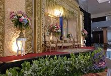 Ratu Rihan & Rizky by Charissa Event & Wedding Decoration