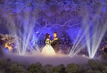 Wedding Project of Robin & Jacqueline by SERENITY ENTERTAINMENT