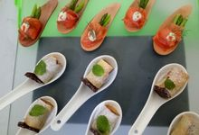 Canapes by Bali Miracle Catering