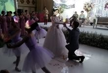 Wedding Dessy & Eka by Stefie's Dance Academy
