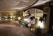Wedding Mr. Chris & Ms. Felyssa by Ciputra Artpreneur