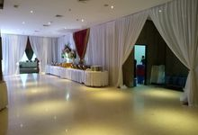 Wedding of Ricardo & Yoanita by Kirana Two Function Hall