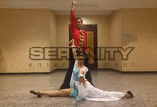 Engagement Project of Tiara & Robby by SERENITY ENTERTAINMENT