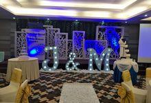 Jason & Meyske Wedding by JET Wedding Organizer