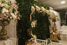 Engagement Decoration by Charissa Event & Wedding Decoration