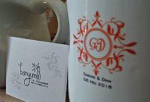 Souvenir dr. Gading & dr. Dina by Banyumili