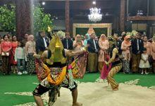 Wedding Organizer Mba Dita & Mas Riza by Banyumili