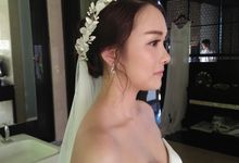 Wedding N+N by Helen Make Up Artist