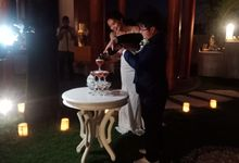 Event Wedding Tian hao & Lin ming by Table d'Or