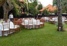 Dinner 50 pax by Sekar Jagat Bali