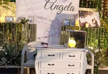 Wedding Event Philip& Angela by Table d'Or