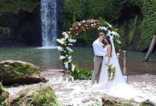 The Wedding of Dimitry & Yana by The Beyond Bali