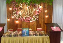 WEDDING Yodhi & Mouli .9/11/2019 by Orchardz Hotel Jayakarta